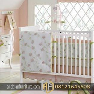 Box Bayi Minimalis BB01 Andalan Furniture Jepara