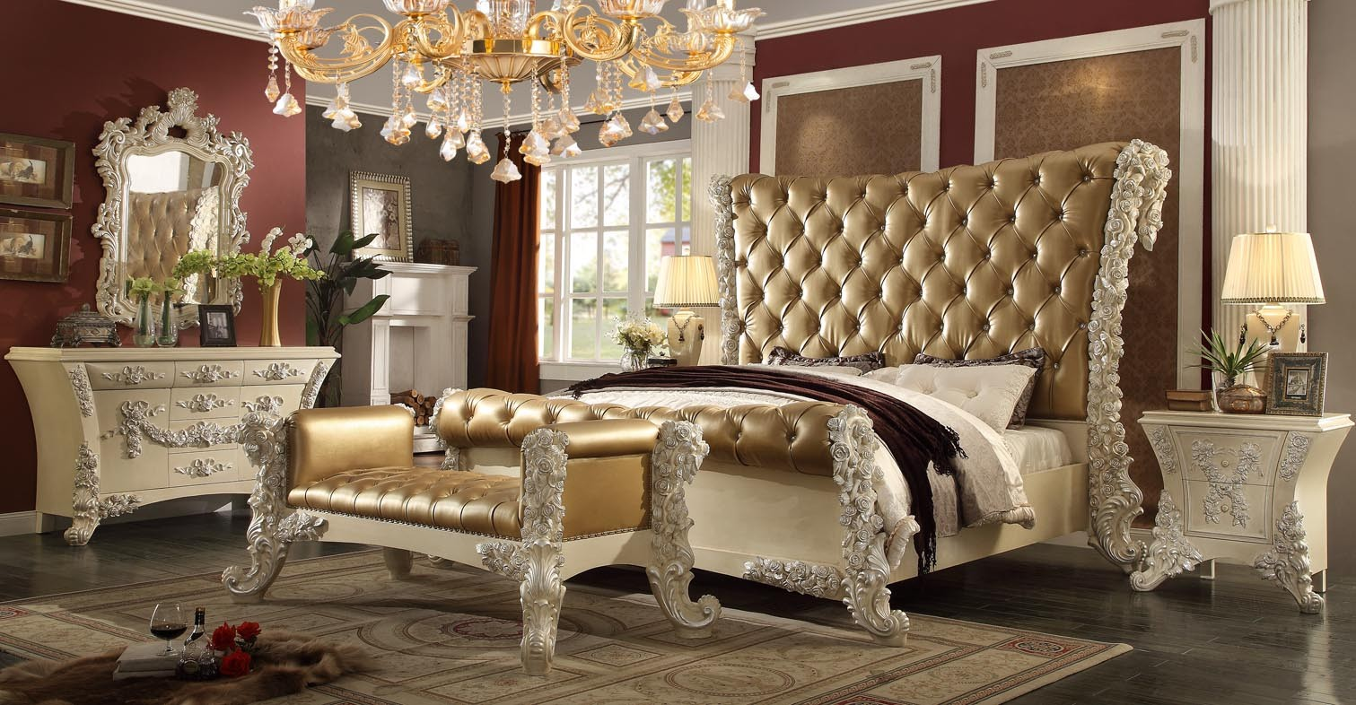 Set Kamar Mewah California Classic Rose King