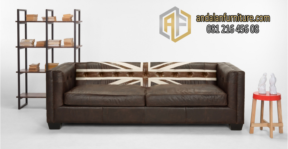 Sofa Minimalis British Vintage Furniture