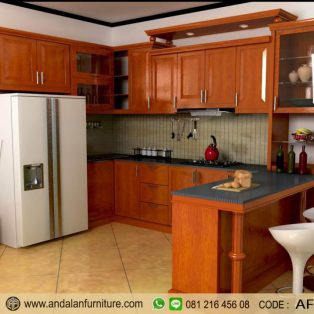 Kitchen Set Lemari Dapur Minimalis Murah