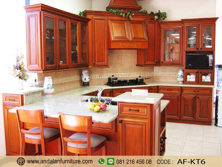 Jual Lemari Dapur Kitchen Set Murah
